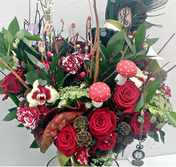 Story Book Character Bouquet